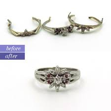 wedding ring repair wedding ring repair by the jewelry box of lake forest