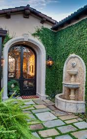 Tuscan Style Homes by Best 25 Mediterranean Front Doors Ideas On Pinterest Tuscany