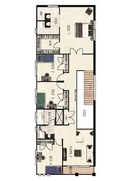 house plans by lot size waterfront narrow lot house plans internetunblock us