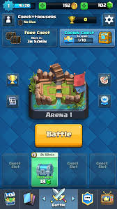 Home Design Game Free Gems Clash Royale Main Screen Mobile Game Ui Pinterest Clash