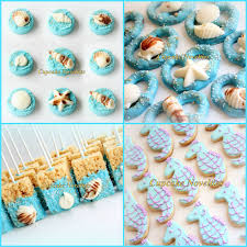 baby shower beach theme favors baby shower decoration