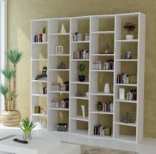 Wood Shelving Units admirable huge white shelving unit design with unique rectangular