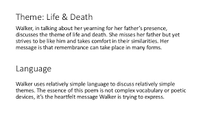 Comforting Poems About Death Poem At 39