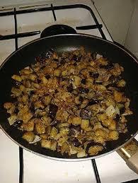 cuisiner l aubergine à la poele recette d aubergines poêlées