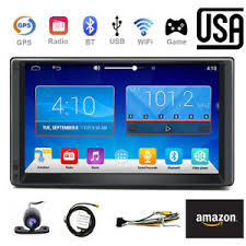 android in dash android 5 1 car stereo 7 inch 1080p gps navigation in dash wifi no