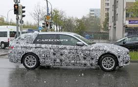bmw u0027s new load lugging 2017 5 series touring spied