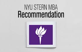 stern mba recommendation fxmbaconsulting