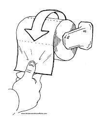 toilet paper rolls clipart 21