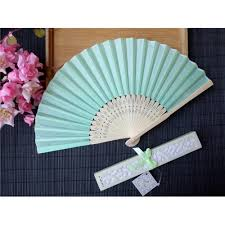 silk fan free shipping personalized silk fans with laser cut boxes