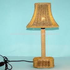 Wicker Table Lamp Rattan Wicker Table Lamp Rattan Wicker Table Lamp Suppliers And