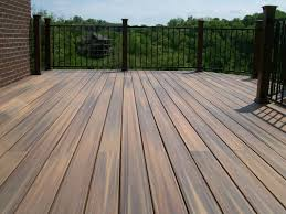exterior ideas composite decking and porcelain paving gallery get