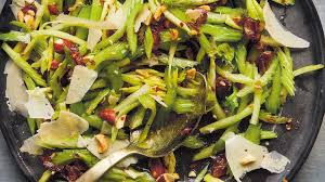 Celery Salad Celery Salad With Dates Almonds And Parmigiano Munchies
