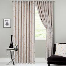 long wide and bay window curtains providing hard to get curtain