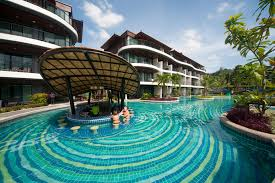 picturing ourselves poolside cocktail in hand in krabi thailand