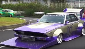 ricer supra this parade of japanese bosozoku cars will make you question