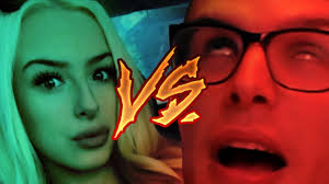 Unsure Meme - idubbbz vs tana mongeau meme youtube