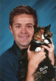 cat yearbook nascar drivers their hilarious yearbook photos team jimmy joe