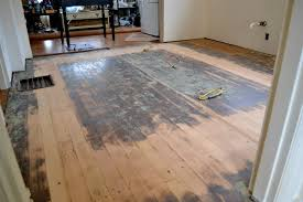 Refinished Hardwood Floors Before And After Pictures by A Home In The Making Renovate Kitchen Remodel Refinishing The