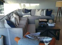 blue and gray sofa pillows lovely grey and blue pillows and home decorating ideas gray couch