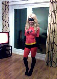 Incredibles Halloween Costume Disney Costumes Disney Fancy Dress Ideas Easy Diy Homemade