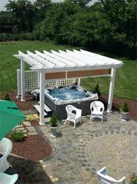 pool gazebo plans articles with tub gazebo designs for enclosure tag jacuzzi