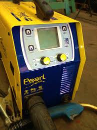 gys pearl 180 2 synergic inverter mig welding machine