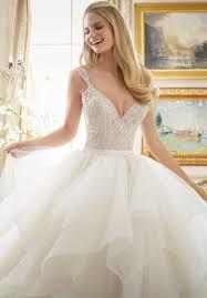 Mori Lee Wedding Dresses Mori Lee 2887 Wedding Dress Madamebridal Com