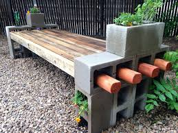 diy curved bench diy outdoor bench concrete blocks concrete garden benches curved