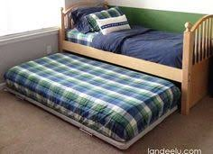 diy trundle bed room bedrooms and kids rooms