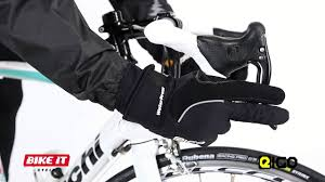 waterproof bike waterproof cycling gloves award winning www bikeit co uk youtube
