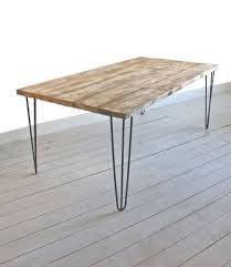 vintage hairpin table legs vintage hairpin leg kitchen table rustic reclaimed industrial