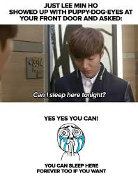 Lee Min Ho Memes - heirs kim tan or young do k dramas viki discussions