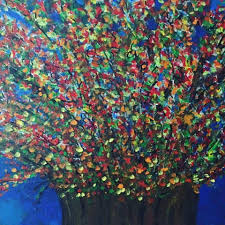 Stockley Gardens Art Show Amy Redford Art