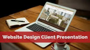 website design client presentation furniture store u0026 interior
