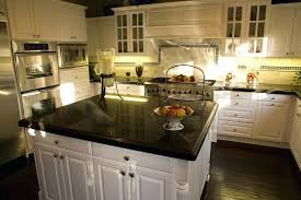 granite island kitchen granite countertop styles vernon manor com