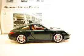 porsche model car 2009 porsche 997 u201ccarrera 4s u201d u2013 1 18 norev model car u2013 motorscotti