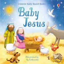 baby jesus at usborne children s books
