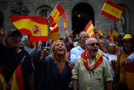 spain catalonia head for showdown over independence vote fox news