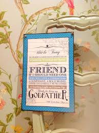 best 25 gifts for godparents ideas on pinterest baptism ideas