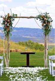 Wedding Arch Nyc Stunning Rustic Wedding Arbour By Dks Weddings Byron Bay Amber
