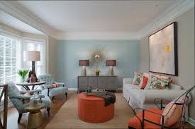 excellent accent wall living room yellow captivating living room