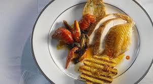 cuisiner des ecrevisses chapon aux écrevisses une recette gourmande