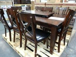 Costco Dining Room Sets Outstanding Costco Dining Room Tables 14258 With Regard To Costco