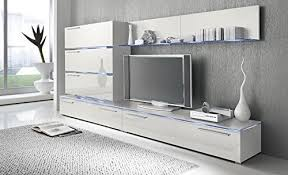 entertainment center wall units amazon com