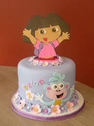 7 best dora images on pinterest birthday cakes birthday party