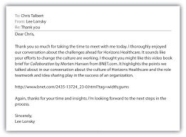 Thank You Letter Sles After ideas of sle thank you letter after initial phone with