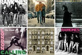 iconic album covers of greenwich village and the east village
