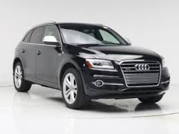 audi sq5 2015 used audi sq5 for sale carmax