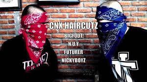 bigfoot cnx haircutz ft futue r nicky boyz youtube