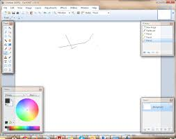 windows best free image editing program paint net vs gimp vs